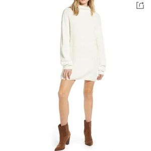 Bishop + Young Riley Sweater Dress L